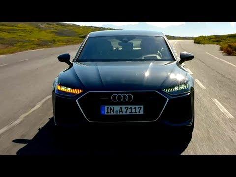 Audi A7 2019 Наши тесты