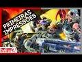 Earth Defense Force 5 Gameplay De Primeiras Impress es