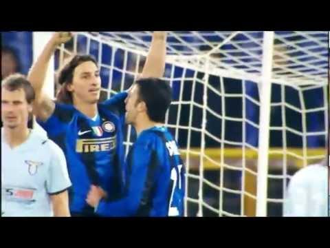 Zlatan Ibrahimovic - 57 gol con l'Inter nel campionato