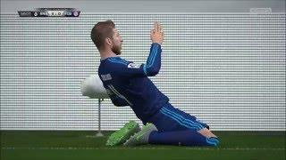 FIFA 16 - GOAL - Overhead Kick - Sergio Ramos - PC