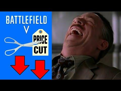 BATTLEFIELD V IS ALREADY DISCOUNTED LOL - GET WOKE GO BROKE