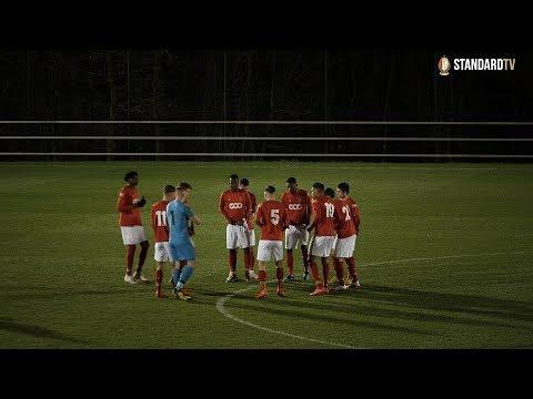 Standard U21 - Charleroi U21 : 2-0