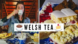 WELSH TOWN in Patagonia, Argentina + Welsh AFTERNOON TEA at Ty Gwyn in GAIMAN, Chubut 🍰