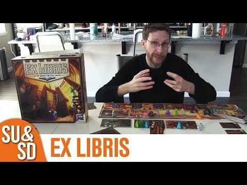 Ex Libris - Shut Up & Sit Down Review