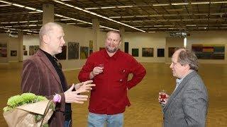 Выставку художника Сергея Федотова в ЦДХ посетил известный Российский арт-критик Андрей Толстой.
