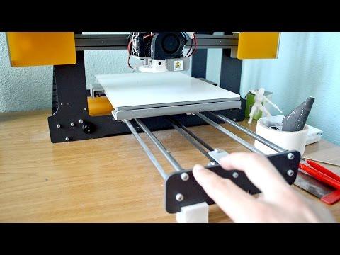 Accesorios y mejoras básicas para nuestra impresora 3D