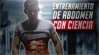 El mejor entrenamiento de abdomen / CIENTÍFICAMENTE COMPROBADO