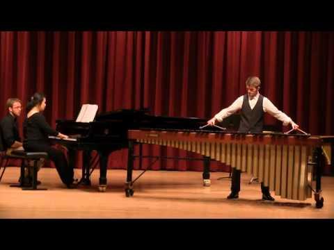Sejourne Marimba Concerto No 1...
