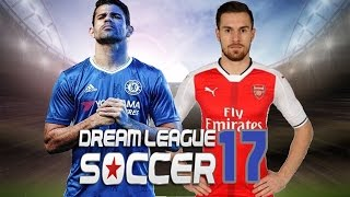 DREAM LEAGUE SOCCER 2017 | Elite Division Gameplay Android / iOS