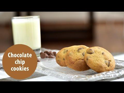 Chocolate chip cookies | Kids' Cooking | Manorama Online