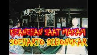 Video INILAH Keanehan Saat Makam Soeharto Digali MP3, 3GP, MP4, WEBM, AVI, FLV September 2019