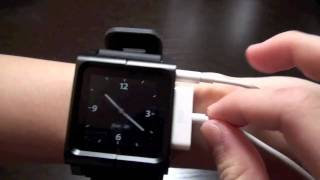 LunaTik Multi Touch Watch Band for the iPod Nano 6G