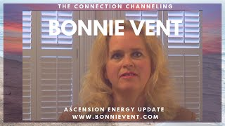 Energy update - Review and Reflection  - Bonnie Vent Channeling - Session 45