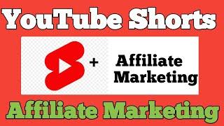 YouTube Shorts Affiliate Marketing Channel Idea