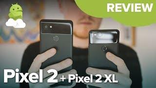 Google Pixel 2 + Pixel 2 XL Review