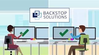 Backstop video