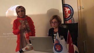 """Dr. Tülay EGELİ-""""Hamilelik ve Doğum Dünyasında Kadın Zihni ve Terapisi"""""""