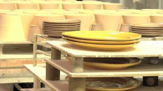Handmade Ceramic Dinnerware:  A Portuguese Family Tradition | Pottery Barn