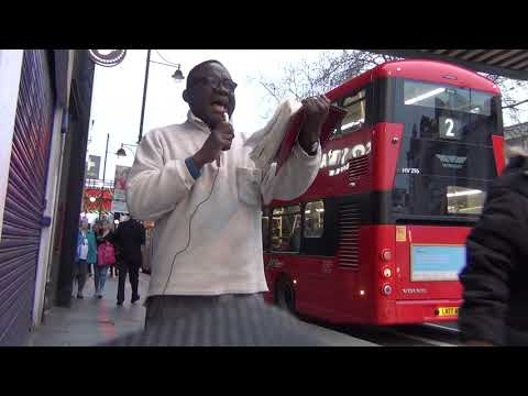 Do not fear O' Jacob my servant, Brixton South London, Fruits of Racism, Andy Lumeh Evangelist