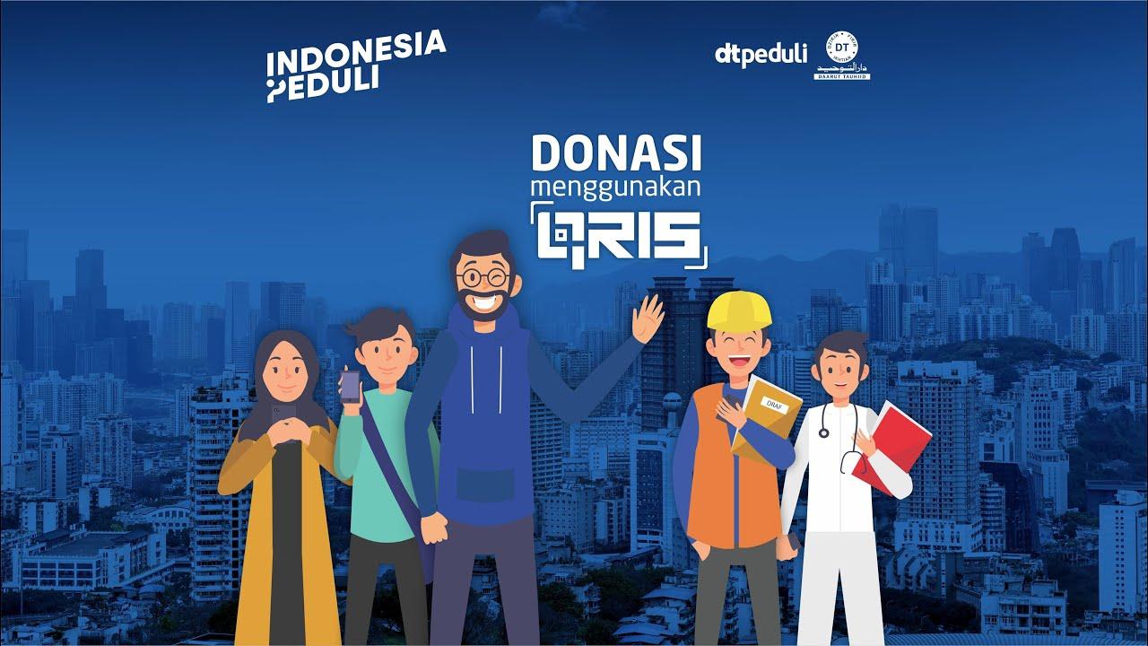QRIS INDONESIA PEDULI