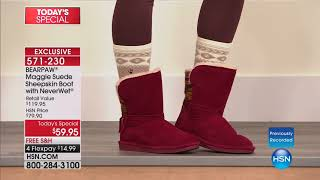 HSN | BEARPAW Footwear 10.23.2017 - 06 AM