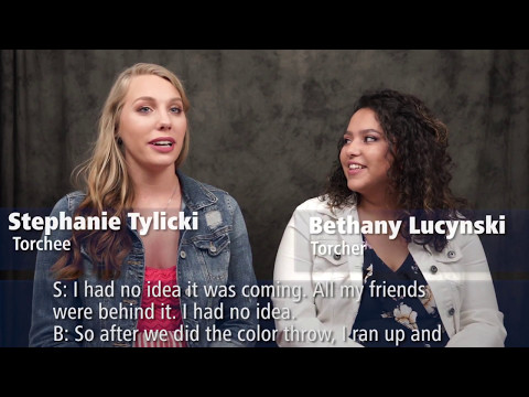 A Torch Night Story: Bethany Lucynski & Stephanie Tylicki