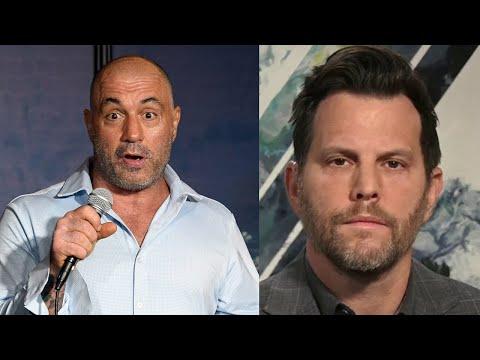 Joe Rogan Abandons Dave Rubin After Calling Him A Fraud & Dave Rubin Is Shocked!