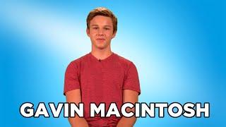 The Fosters Star Gavin Macintosh Talks Role