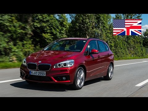 2014 BMW 218d 2series Active Tourer - Start Up, Exhaust, Test Drive, and In-Depth Car Review