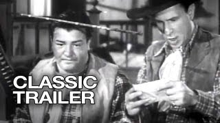 Ride 'Em Cowboy Official Trailer #1 - Lou Costello Movie (1942) HD