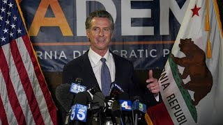 GAVIN NEWSOM, VENCE EN LA REVOCATORIA COMO GOBERNADOR DE CALIFORNIA