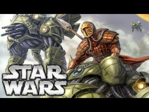 Mandalore The Indomitable: Star Wars lore