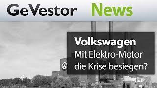 Volkswagen in Elektro-Offensive