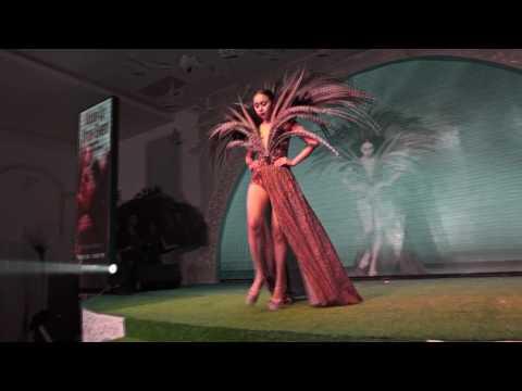 Trương Tịnh Make Up Show 2017