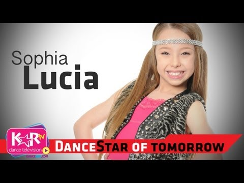 DanceStar of Tomorrow - Sophia Lucia