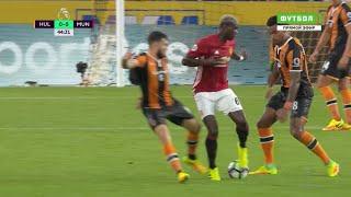 Paul Pogba Roulette Skill Vs Hull City Premier League 16/17  HD