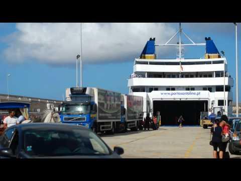 Go To: Como chegar ao Porto Santo?