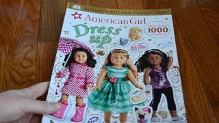 Reviewing Two Unreleased AG Books! (Sticker Book and Story of America)
