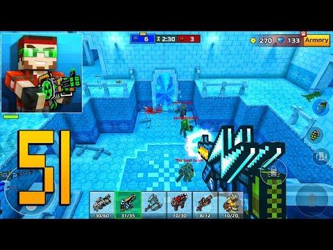 Pixel Gun 3D - Gameplay Walkthrough Part 51