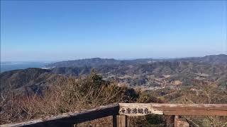 千葉・富山ハイキング