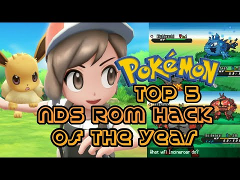 Pokemon roms with mega evolution nds