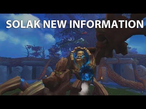 Solak New Information - Runescape