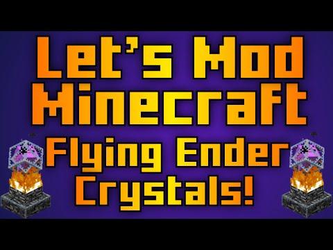Let's Mod Minecraft EP13: Flying Ender Crystals! [Xbox 360 NBT Editor Tutorial]