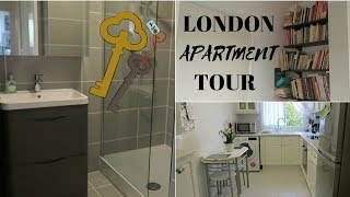 This tiny 2 bed in London is worth 600,000 British pounds!!!