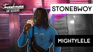 Stonebwoy | Mightylele | Jussbuss Mic Sessions | Season 1 | Episode 6