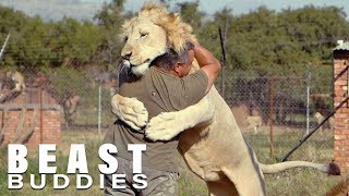 The Man Who Cuddles Lions | BEAST BUDDIES