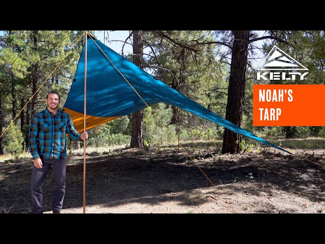 Видео Тент Kelty Noah's Tarp 9