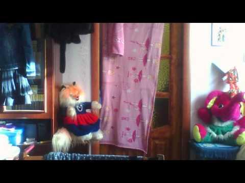 Видео с веб-камеры. Дата: 25 июня 2013г., 20:13.