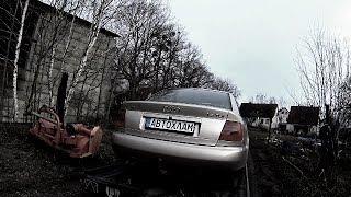 Авто покупка в Германии. Купил старенькую Ауди. Классный хлам))