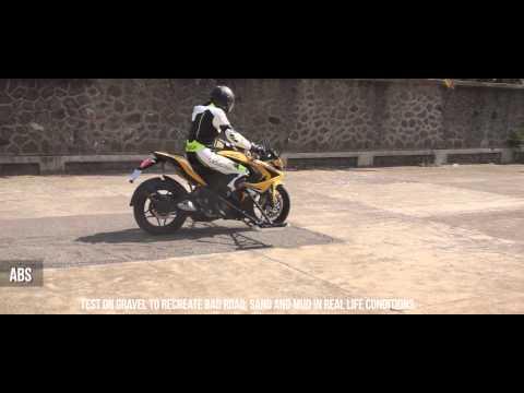 Pulsar RS200: The ABS Advantage